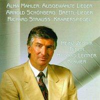 Heinz Zednik – Ausgewahlte Lieder - Brettl Lieder - Kramerspiegel