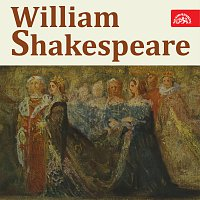 Přední strana obalu CD William Shakespeare