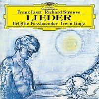 Brigitte Fassbaender, Irwin Gage – Liszt / Richard Strauss: Lieder (Selection)
