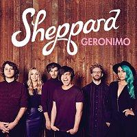 Přední strana obalu CD Geronimo