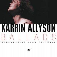 Přední strana obalu CD Ballads