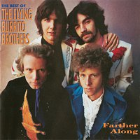 Přední strana obalu CD Farther Along: The Best Of The Flying Burrito Brothers