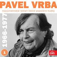 Nejvýznamnější textaři české populární hudby Pavel Vrba 1 (1966 - 1971)