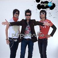Přední strana obalu CD Púrpura Suite Plug & Play