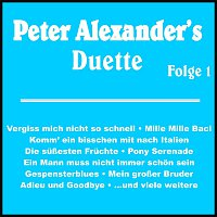 Peter Alexander – Peter Alexander's Duette Folge 1