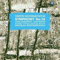Mstislav Rostropovich – Shostakovich: Symphony No. 14, Op. 135