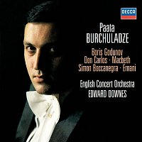 Paata Burchuladze, English Concert Orchestra, Sir Edward Downes – Mussorgsky & Verdi Arias