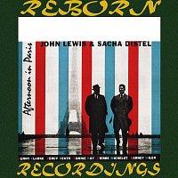 Sacha Distel, John Lewis – Afternoon in Paris (HD Remastered)