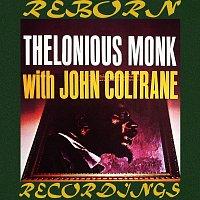 Přední strana obalu CD Thelonious Monk with John Coltrane (HD Remastered)
