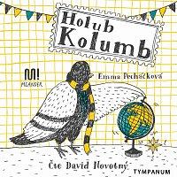 David Novotný – Holub Kolumb