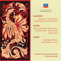 L'Orchestre de la Suisse Romande, Ernest Ansermet – Glazunov: The Seasons; Concert Waltzes; Schumann: Carnaval