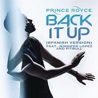 Prince Royce, Jennifer Lopez, Pitbull – Back It Up (Spanish Version)