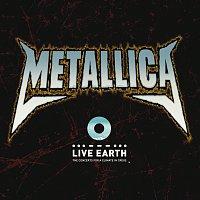 Přední strana obalu CD Live Earth