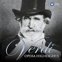 Fiorenza Cossotto, José Carreras, Leslie Fyson, Carlo del Bosco, Maria Borgato, New Philharmonia Orchestra, Riccardo Muti – Verdi: Opera Highlights