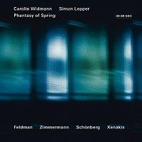 Carolin Widmann, Simon Lepper – Feldman, Zimmermann, Schonberg, Xenakis
