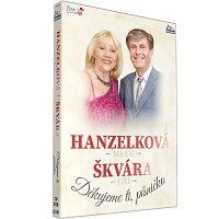 Marie Hanzelková, Jiří Škvára – Děkujem ti, písničko
