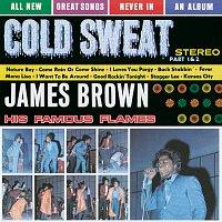 Přední strana obalu CD Cold Sweat