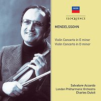Salvatore Accardo, London Philharmonic Orchestra, Charles Dutoit – Mendelssohn: Violin Concertos
