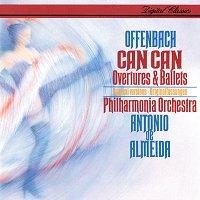 Antonio de Almeida, Philharmonia Orchestra – Offenbach: Can Can - Overtures & Ballets