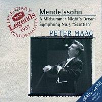 Jennifer Vyvyan, Marion Lowe, London Symphony Orchestra, Peter Maag – Mendelssohn: Symphony No.3; A Midsummer Night's Dream