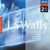Renata Tebaldi, Mario del Monaco, Coro Lirico di Torino, Fausto Cleva – Catalani: La Wally [2 CDs]