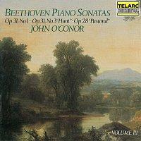 John O'Conor – Beethoven: Piano Sonatas, Vol. 3