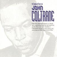 Přední strana obalu CD Timeless: John Coltrane