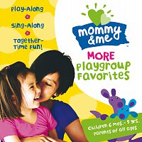 Marty Panzer – Mommy & Me: More Playgroup Favorites