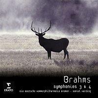 Die Deutsche Kammerphilharmonie Bremen, Daniel Harding – Brahms: Symphonies Nos. 3 & 4