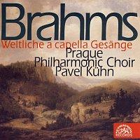 Pražský filharmonický sbor, Pavel Kühn – Brahms: Sborové skladby