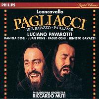 Luciano Pavarotti, Daniela Dessi, Juan Pons, Paolo Coni, Ernesto Gavazzi – Leoncavallo: I Pagliacci