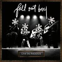 Přední strana obalu CD Live In Phoenix