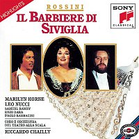 "Samuel Ramey, Enzo Dara, Marilyn Horne, Leo Nucci, Paolo Barbacini – Il Barbiere di Siviglia ""Highlights"""