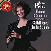 Michala Petri, Tomaso Albinoni, Claudio Scimone, I Solisti Veneti – Albinoni: Eight Concertos