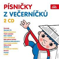 Přední strana obalu CD Písničky z Večerníčků