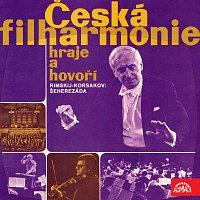 Václav Neumann – Česká filharmonie hraje a hovoří N. Rimskij-Korsakov Šeherezáda