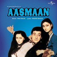 Přední strana obalu CD Aasmaan