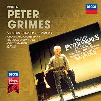 Jon Vickers, Heather Harper, Jonathan Summers, Sir Colin Davis – Britten: Peter Grimes