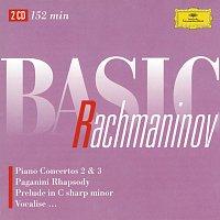 Lazar Berman, Tamás Vásáry – Basic Rachmaninov [2 CD's]