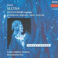 Dame Joan Sutherland, Teresa Berganza, Monica Sinclair, London Symphony Orchestra – Handel: Alcina; Giulio Cesare
