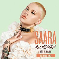 SAARA, Jillionaire – All The Love [Laz Perkins Remix]