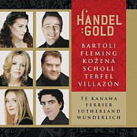Různí interpreti – Handel Gold - Handel's Greatest Arias