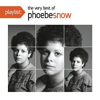 Přední strana obalu CD Playlist: The Very Best Of Phoebe Snow