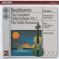 Henryk Szeryng, Ingrid Haebler, Royal Concertgebouw Orchestra, Bernard Haitink – Beethoven: The Complete Violin Sonatas, Vol. I; The Violin Romances [2 CDs]