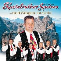 Přední strana obalu CD ... und Singen ist Gold