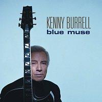 Přední strana obalu CD Blue Muse