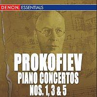 Různí interpreti – Prokofiev: Piano Concertos Nos. 1, 3, 5