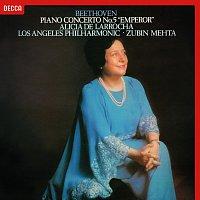 """Alicia de Larrocha, Los Angeles Philharmonic, Zubin Mehta – Beethoven: Piano Concerto No. 5 """"Emperor"""""""