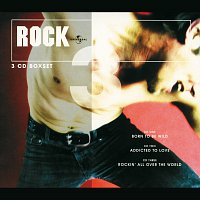 Různí interpreti – Rock [3 CD Boxset]