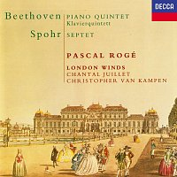 Pascal Rogé, Michael Collins, Robin O'Neill, Richard Watkins – Beethoven: Quintet for Piano & Winds / Spohr: Wind Septet